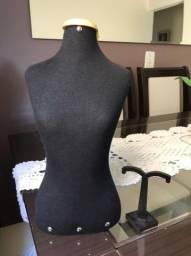 Manequim busto de costura