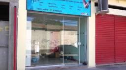 Vendo Porta vidro loja completa