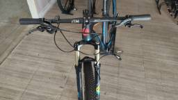 Bike fibra de carbono nova
