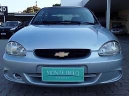 Título do anúncio: Gm Chevrolet Classic 1.0 Spirit 2007/2008 Prata