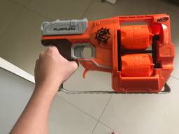 Nerf flipfury usada sem bala