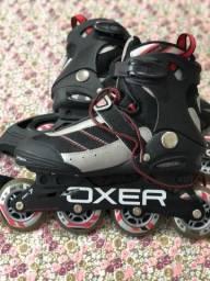 Roller OXER brinde kit proteção