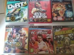 6 Jogos De Playstation 3