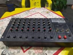 Mesa de som Wattsom 8 canais