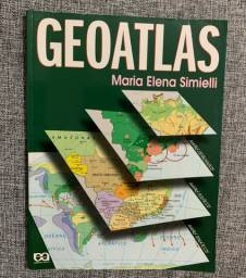 Livro - Geoatlas Maria Elena Simielli