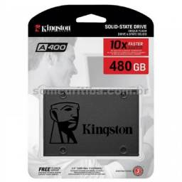 Kingston SSD A400 HD 550mb/s - 480gb