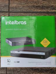 Dvr Intelbras 4 Canais S/HD