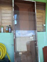 Porta para banheiro de 60 centímetros completa