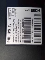 Placa da fonte tv Philips 42pfl3008d/78