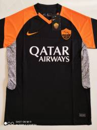 Camisa Roma Third Nike 20/21 - Tamanhos: P, M, G