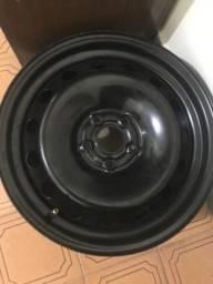 Roda Aro16 - 5 furos-Volkswagen