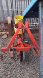 Plantadeira 1 linha para Agrale 4100 e 4200