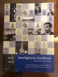 Livro de Inteligência Artificial Russel Norvig