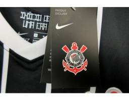 Camisa do Corinthians II 2021 - Preta