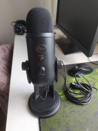 Microfone Blue Yeti