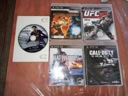Jogos PS3 *Ler descrição*