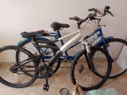 Bicicletas 300 as duas de
