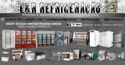 Solução em Manutenção de equipamentos (cozinhas industriais) RJ