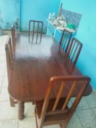 Mesa de mamacauba
