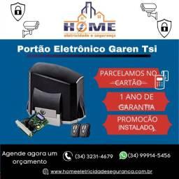 Portão Eletrônico Garen Tsi 4Seg *