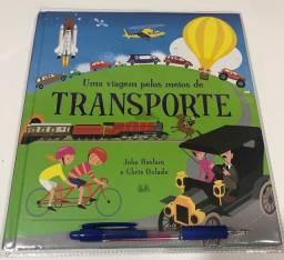 Uma Viagem pelos Meios de Transporte