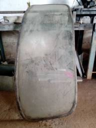 Parabrisa de Combe e broca de torneiro