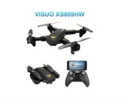 Drone Visuo Xs809hw-hd 2mp Pronta Entrega