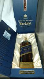 Whisky Blue label