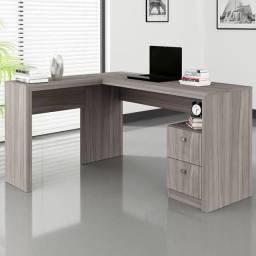Mesa de escritório em L promoção