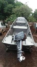 Conjunto . Barco 2021 motor Yamaha 25