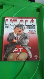 Lula Lá - Autografado por Chico Caruso
