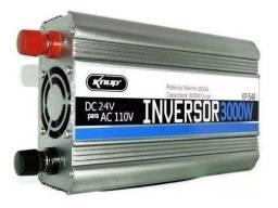 Inversor de tensão Veicular, barco motorhome, 500,2000w 3000 4000 6000 na caixa