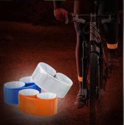 Refletor Fita Etiqueta Régua Reflexiva Bicicleta Unidade