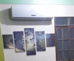 Vendo ar condicionado 30 mil btu eletrolux, aceita portátil como parte do valor