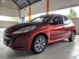 Peugeot 207 x-line 4p  1.4