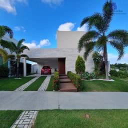 Casa em Condomínio para Venda em Camaçari, Alphaville (Abrantes), 4 dormitórios, 3 suítes,