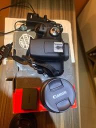 Vendo Canon T7 na ganrantia