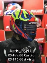 Capacetes NoRisk a partir de R$ 475,00 JL Parts