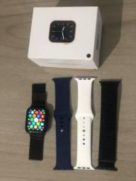 Smartwatch IWO W46 - Relógio Inteligente  - Promoção + 3 pulseiras de brinde