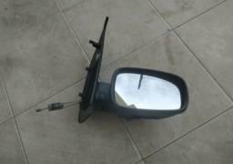 Capa Retrovisor Direito Manual Fiat Uno Vivace 4PTS sem Capa com Controle
