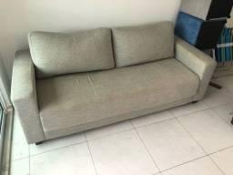 Sofá de linho