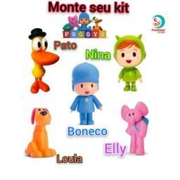 Boneco vinil Cardoso toys