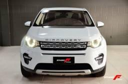 Título do anúncio: Land Rover Discovery Sport Hse Diesel - 2016 - Único Dono - Revisada -