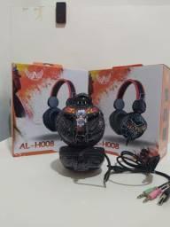 FONE GAMER LTOMEX AL-H008