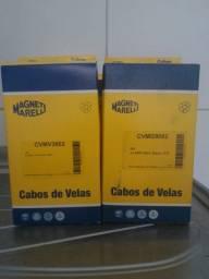 Jogo de Cabos de Velas Vw Kombi 1.4 Flex e S10 Blazer