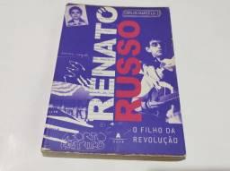 Livro Renato russo de a a z, filhos da revolução