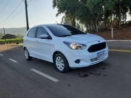 KA 1.0 SE Hatch Branco 2018
