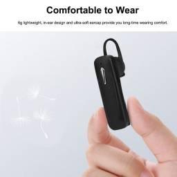 Fone de Ouvido M163 Sem Fio com Bluetooth 4.1/Mãos