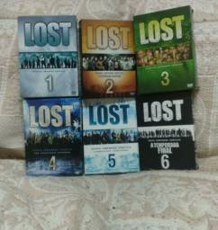 Box completo 6 temporadas LOST