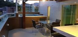 Título do anúncio: Belíssima cobertura com piscina no bairro Castália